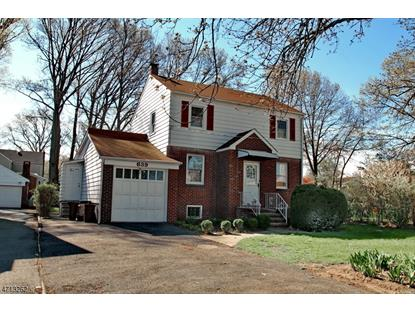 639 Bloomfield Ave  Clifton, NJ MLS# 3388012