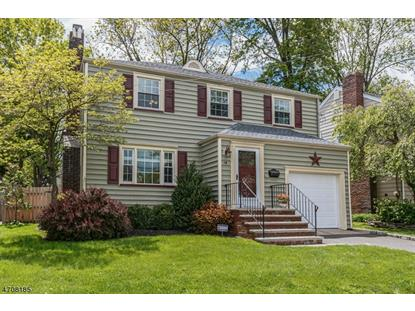 14 HILLSIDE PLACE  Cranford, NJ MLS# 3388657