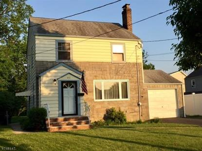 431 Bailey Ave  Union, NJ MLS# 3389897
