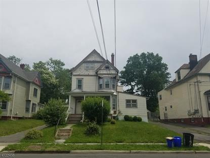 128 Orange Ave  Irvington, NJ MLS# 3397867
