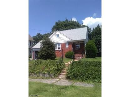 1710 EDWARD TER  Union, NJ MLS# 3400788