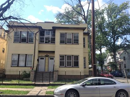 293-95 SANFORD ST  East Orange, NJ MLS# 3409975