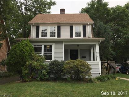 52 Marion Ave  Springfield, NJ MLS# 3419046