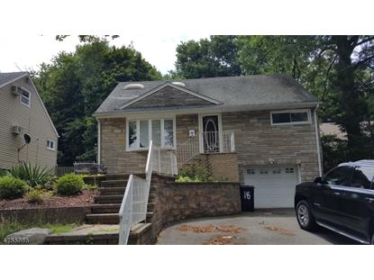 18 Phyllis Rd  West Orange, NJ MLS# 3426955