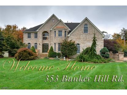 353 Bunker Hill Rd  Franklin Twp, NJ MLS# 3432537