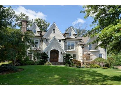1081 Minisink Way  Westfield, NJ MLS# 3445076