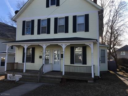 64 BERRY ST  Dover, NJ MLS# 3446645