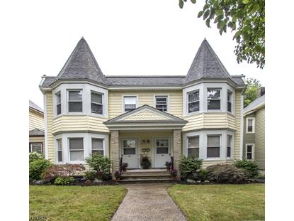 37 Riggs Pl  South Orange, NJ MLS# 3450413