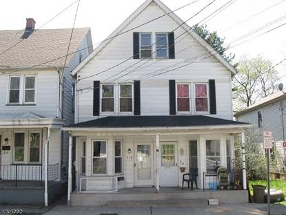 318 Warren St  Phillipsburg, NJ MLS# 3473672