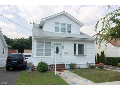 15 BALDWIN PL  Belleville, NJ MLS# 3486776