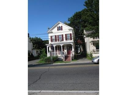302 MAIN ST  Hackettstown, NJ MLS# 3486861