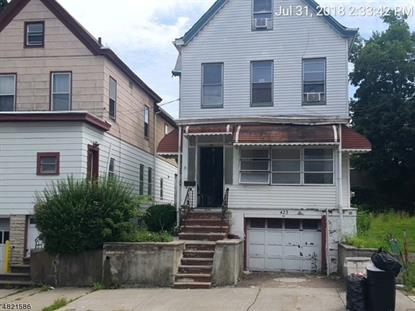 423 HIGHLAND AVE  Passaic, NJ MLS# 3489235