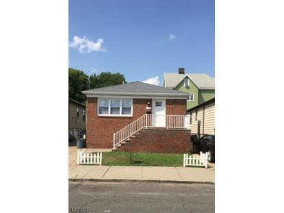141 W 2ND ST  Bayonne, NJ MLS# 3490310