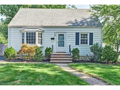 36 N MARTINE AVE  Fanwood, NJ MLS# 3501514