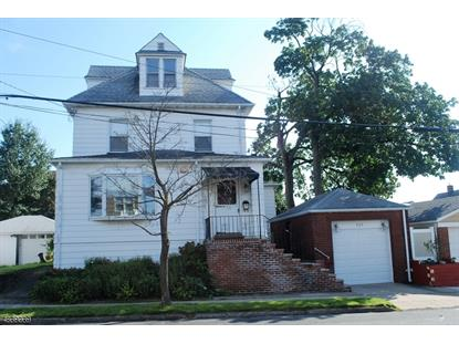 337 VIVINEY ST  Elmwood Park, NJ MLS# 3503041