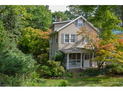 45 WASHINGTON PL  Morristown, NJ MLS# 3506891