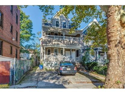 115 N 14TH ST  East Orange, NJ MLS# 3509993