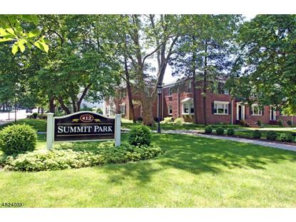 412 MORRIS AVE UNIT 39  Summit, NJ MLS# 3510027