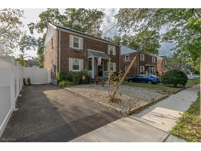 346 RALEIGH RD  Rahway, NJ MLS# 3511358