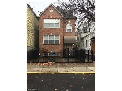 17 ROWLAND ST SECOND FLOOR  Newark, NJ MLS# 3515354