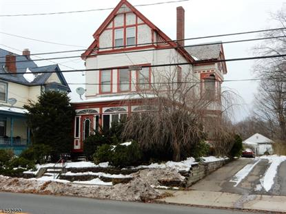210 HIGH ST  Hackettstown, NJ MLS# 3516319