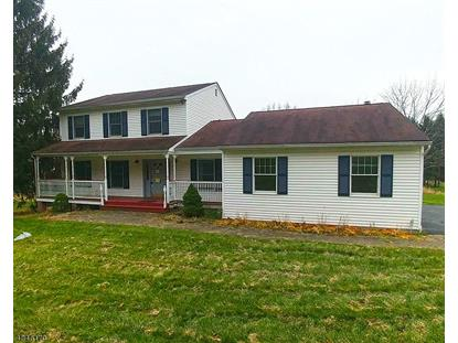 756 ROCKPORT RD  Mansfield Twp, NJ MLS# 3516790