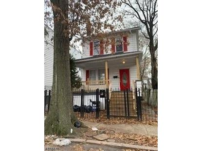 160 SUNSET AVE  Newark, NJ MLS# 3519393