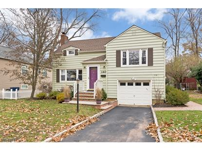 160 MARIAN AVE  Fanwood, NJ MLS# 3521874