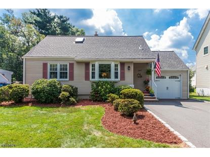 197 FARLEY AVE  Fanwood, NJ MLS# 3522574