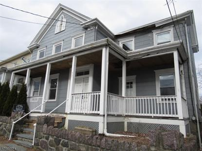 707 BIRCH ST  Boonton, NJ MLS# 3523292