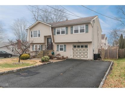 51 MIDVALE AVE  Parsippany-Troy Hills Twp., NJ MLS# 3524196