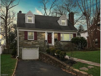14 EVERGREEN TER  Millburn, NJ MLS# 3525366