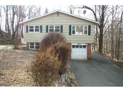 602 STANLEY PL  Roxbury Twp, NJ MLS# 3526019