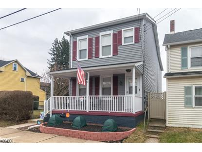 292 PROSPECT ST  Phillipsburg, NJ MLS# 3526258