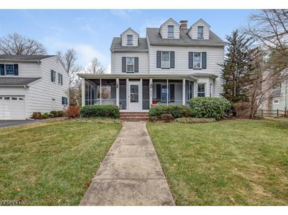 935 SUMMIT AVE  Westfield, NJ MLS# 3526405
