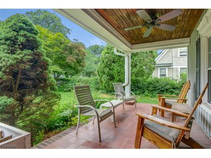 122 WASHINGTON AVE  Morristown, NJ MLS# 3527082