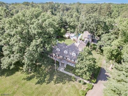 101 OVAL RD  Essex Fells, NJ MLS# 3528722