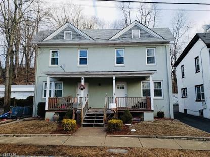 28 GARDEN ST  Morristown, NJ MLS# 3530171