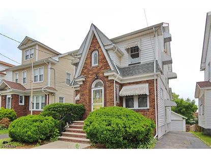 44 HILLSIDE TER  Irvington, NJ MLS# 3563386
