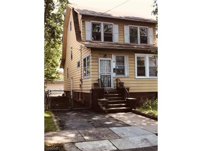 84 LAVENTHAL AVE  Irvington, NJ MLS# 3564312