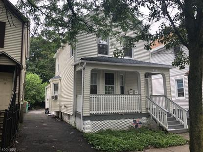 47 CUMMINGS ST  Irvington, NJ MLS# 3566343