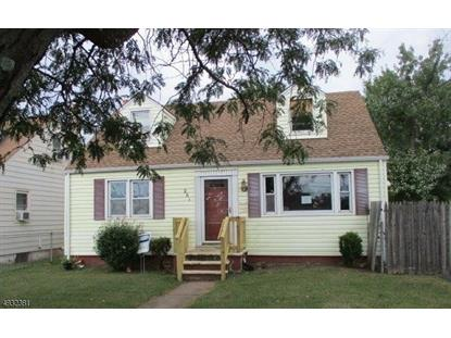 261 DAVENPORT ST  Somerville, NJ MLS# 3589085