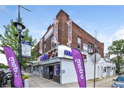 1008-1010 BERGEN ST  Newark, NJ MLS# 3607478