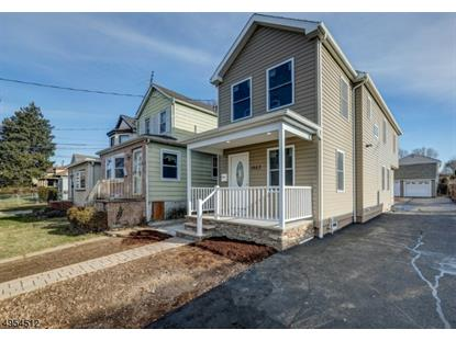 1953 BOND ST  Rahway, NJ MLS# 3609190