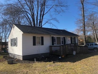 279 LAKEVIEW DR  Hampton Township, NJ MLS# 3614396