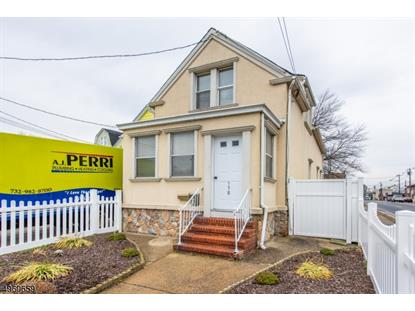 530 BRACE AVE  Perth Amboy, NJ MLS# 3614420