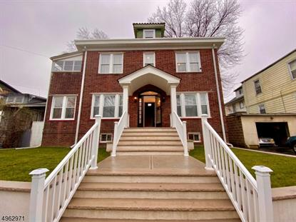 120-122 WEEQUAHIC AVE  Newark, NJ MLS# 3616388