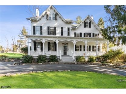 7 PARSONAGE HILL RD  Millburn, NJ MLS# 3624106