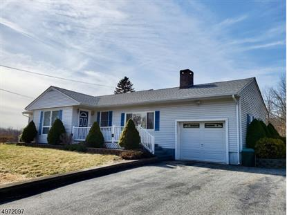 267 UNIONVILLE RD  Wantage, NJ MLS# 3624938