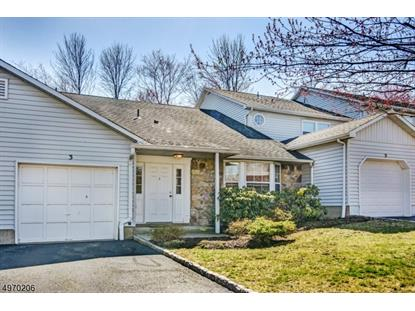 3 LEXINGTON CT Chatham Twp。,NJ MLS#3625660